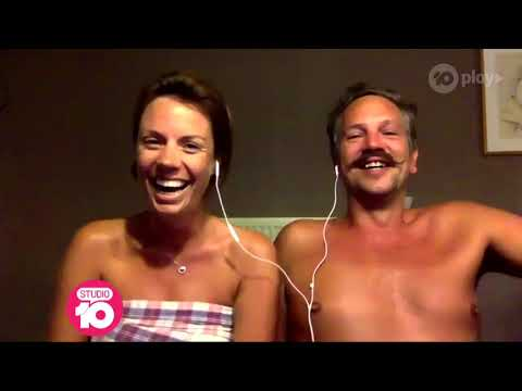 Naked Wanderings at Channel 10 (Australia)
