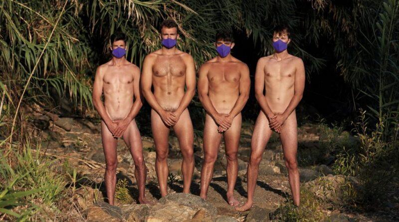 O mundo esta mudando a forma como vemos os homens com uma campanha global