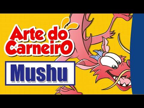 Como desenhar o MUSHU de MULAN – Fácil de fazer #passoapasso | Drawing MUSHU Mulan Disney Time-lapse