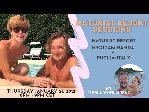 Naturist Resort Sessions: Grottamiranda in Italy