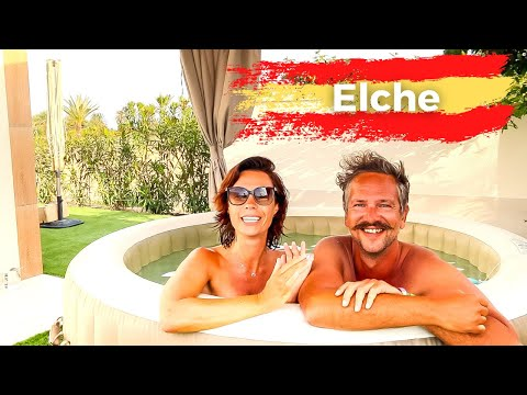 The Naturist Beaches of Elche, Alicante, Spain