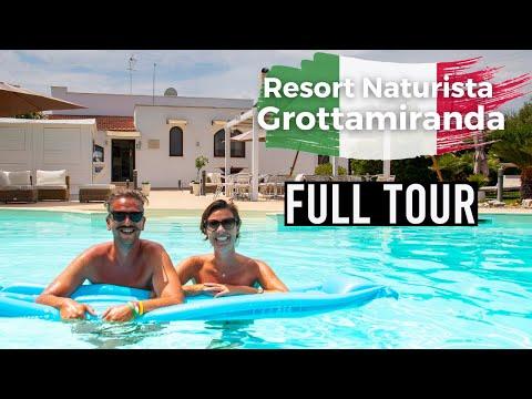 A Taste of Puglia at Resort Naturista Grottamiranda | Italy Road Trip Ep 3