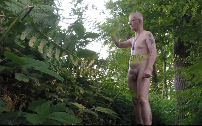 Sunday Noon Nudist