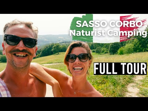 The most amazing views of Italy at Sasso Corbo | Italy Road Trip Ep 9