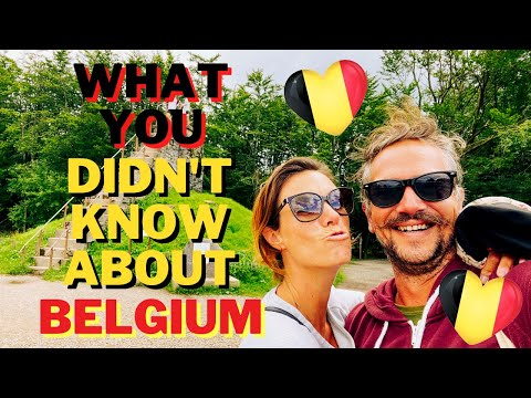 The things you may not know about Belgium  | Naturist Vacations in Belgium, Ep 4